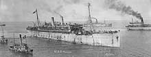 Friedrich der Grosse—Josef Gärtz's name found on this ship's manifest.