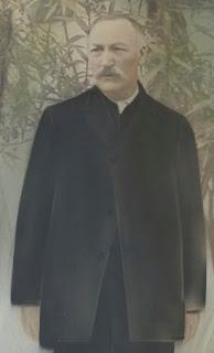 Samuel Ebner, Lisi Gartz's dad