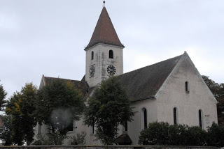 Evangelische (Lutheran) Kirche Neppendorf (near Sibiu) Historically, the Gärtz family church