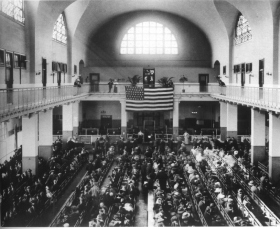Great Hall—Ellis Island