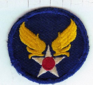 Air Corp badges - 1