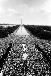 The March on Washington, Aug. 28, 1963