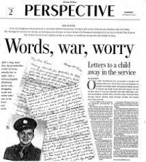 Words, war, worry