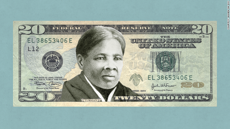 Harriet Tubman-a woman for all seasons